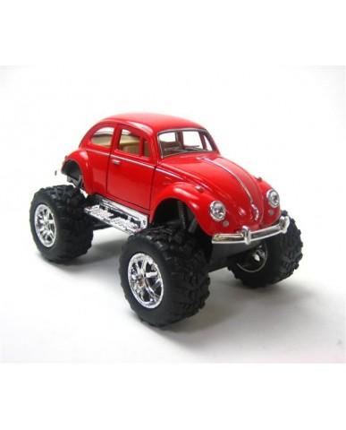 """5"""" Volkswagen Classic Beetle with Monster Wheels"""