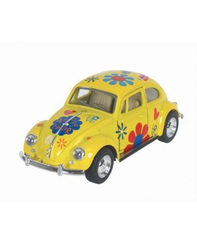 """5"""" 1967 Volkswagen Classic Beetle with Retro Decals"""