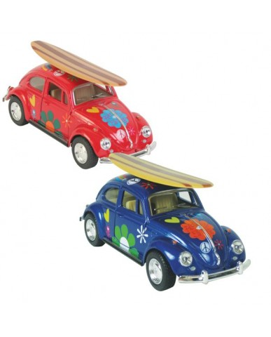 "5"" Classic Volkswagen with Decals & Surfboard"
