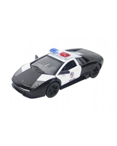 """5.5"""" Lamborghini Murcielago LP640 Police Car"""