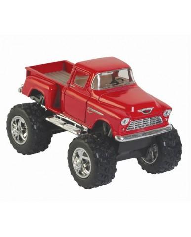 """5.5"""" 1955 Chevy Stepside Monster Truck"""