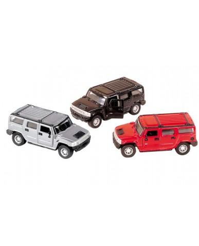 "4.5"" Hummer H2 SUV"