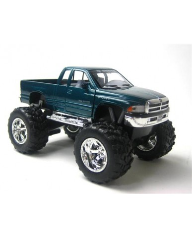 "5"" Dodge Ram Bigfoot with Monster Wheels"