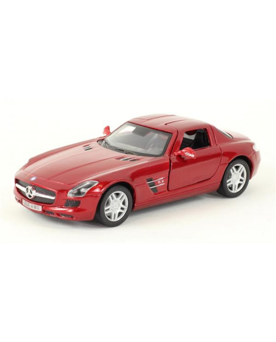 """5"""" Mercedes-Benz SLS-AMG Gullwing"""