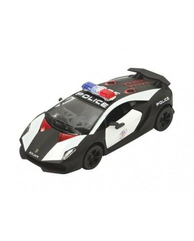 """5"""" Lamborghini Sesto Elemento Police Car"""