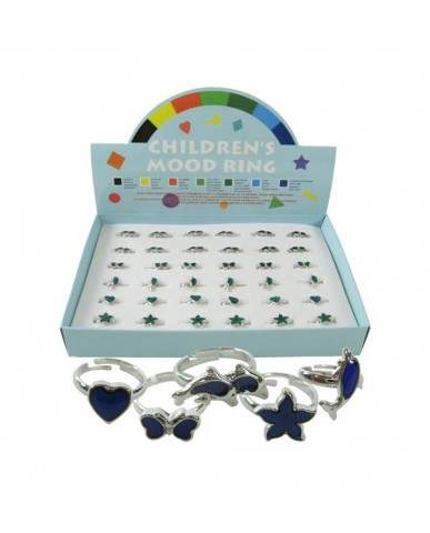 Children's Mood Rings