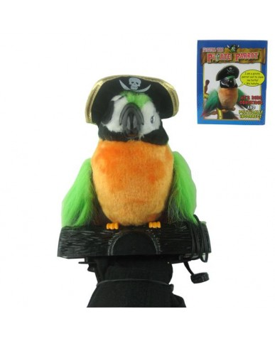 Pistol the Pirate Parrot