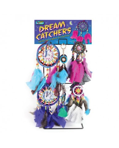 48 pcs. Bead Dream Catcher Assortment