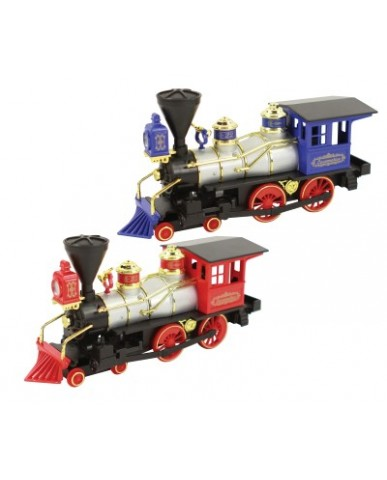 "7"" Classic Locomotive Pull Back"