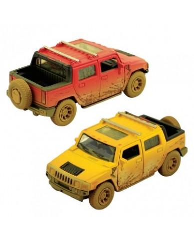 "5"" 2005 Hummer H2 SUT Muddy"