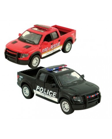 "5"" 2013 Ford F-150 SVT Raptor Supercrew (Police/Fire)"