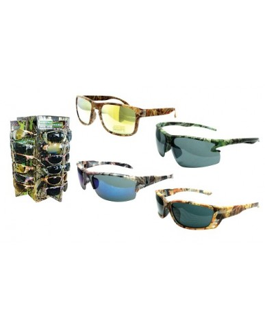 Big Buck I-Wear Assorted Sunglasses w/Display