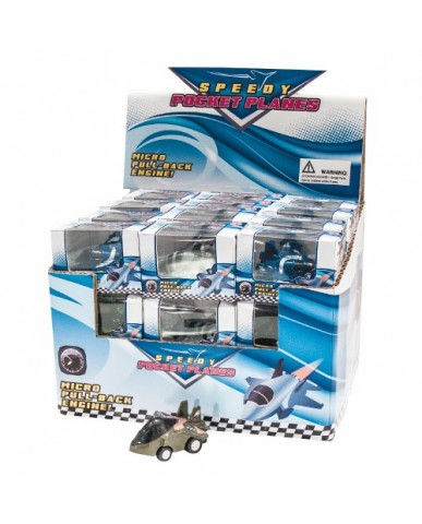 "2"" Micro Speedy Racer Jets"