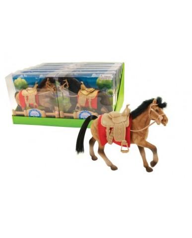 """6"""" Saddled-Up Horses"""